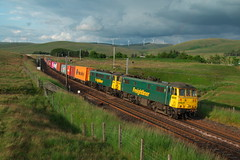 Photo of 86605 + 86612 Crawford