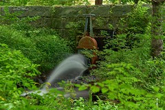 Gate Valve (RayTheriault) Tags: 50 60 70 nikon nikond810 newhampshire nature nikon24120 water waterfront slowshutter