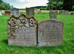 St Margarets Churchyard, Cley next the Sea, Norfolk, England. (vagrantpunk) Tags: aaaa cleynextthesea