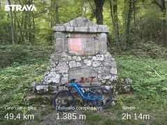 (Cristiano De March) Tags: strava giant bike mtb ebike slovenia cristianodemarch trancee bicicletta bici natura ciclismo
