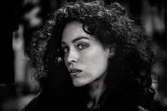 jessica (gro57074@bigpond.net.au) Tags: jessica 200mm f28 nikkor 70200mmf28 d850 nikon olympicpark sydney june2019 face portraiture guyclift monochromatic monochrome monotone bw mono blackwhite pose eyes posed woman portrait