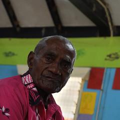 (Liut7666) Tags: villaggio village chief capo fiji ritratto anziano