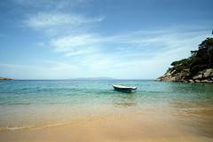 Spiaggia delle Caldane (ℓP) Tags: isola giglio toscana caldane mare italia italy spiaggia le delle beach barca