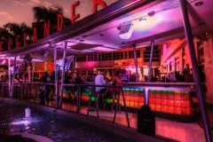Nightlife Miami (mysterious-man) Tags: colored farbig florida miami beach bar night nightlife usa