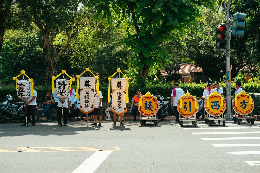 《喪禮攝影》板橋外場 / 徐奠