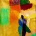 Les Prismes Électrique (1913) - Sonia Delaunay (1885-1979)
