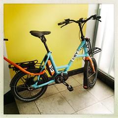 i:SY E-Bike (DaWernRulez) Tags: isy ebike fahrrad hannover hipstamatic