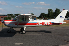 g-bueg c152 egto (Terry Wade Aviation Photography) Tags: c152 egto