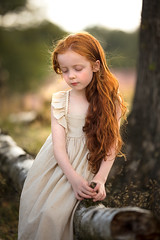 Red Haired Girl ({jessica drossin}) Tags: jessicadrossin portrait child girl kid face netherlands