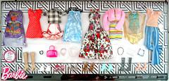 Giant Barbie Fashion Pack (Deejay Bafaroy) Tags: barbie mattel fashion fashionpack 2017 2018 xxl