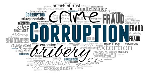 Corruption, From FlickrPhotos