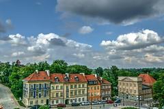 Varsovia (ciudad vieja)     Warsaw (old town) (Carlos M. M.) Tags: poland polonia warsaw warszawa varsovia hdr sony sonyalpha6000 nubes clouds