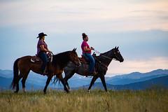 IMG_2457 (jeffreyshanor) Tags: wyoming nature explore travel leisure horse horses hiking scenic photography sunset clouds outside national sheridan visitsheridan pony yeehaw neigh neighhhh