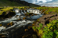 Waterfall (Sud of Iceland) (christian.rey) Tags: waterfall iceland river rivière islande chute sony alpha a7r2 a7rii 24105 paysage landscape
