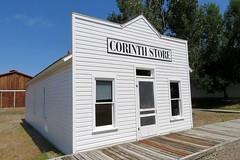 Corinth, Montana (Postmarks from Montana) Tags: montana corinth bighorncounty postoffice store bighorncountyhistoricalmuseum