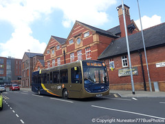 SN65ODB 27263 Stagecoach Gold Merseyside and South Lancashire in Chester (Nuneaton777 Bus Photos) Tags: stagecoach gold merseysideandsouthlancashire adl enviro 300 sn65odb 27263 chester