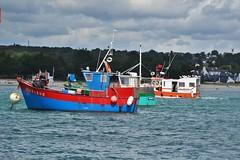 Port de cap Coz (Jeanne Menjoulet) Tags: fouesnant bateaux finistère bretagne boats france brittany capcoz port pêche