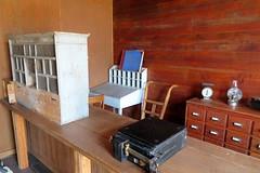 Corinth, Montana (Postmarks from Montana) Tags: montana corinth bighorncounty postoffice bighorncountyhistoricalmuseum