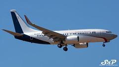 Netherlands Goverment-Boeing 737-700(BBJ) PH-GOV (LUZ.GR) Tags: netherlands goverment netherlandsgoverment boeing737700 athens lgav athensinternationalairport phgov