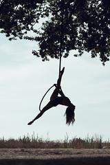 (dimitryroulland) Tags: nikon d750 tamron 70200 hoop nature natural light split flexible people flexibility tree performer art artist pointe dance dancer