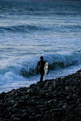 Struggling to paddle out (Livesurfcams) Tags: surf hightide devon fuji fujifilm northam burrows