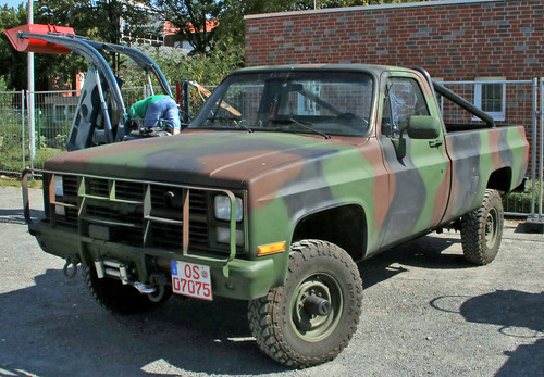 Military Vehicle Army Marine 5//4 ton M1008 M1009 M1028 CUCV Glow Plug Solenoid