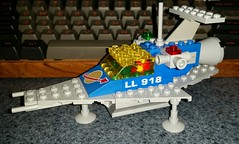 LL 918 Subcompact (Constender) Tags: ll918 ll 918 classic space lego moc spaceship