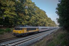 NS 1745, Apeldoorn (cellique) Tags: ns 1745 orderbos apeldoorn spoorwegen treinen international trein eisenbahn zuge railway train