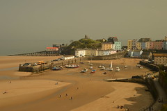 Tides Out at Tenby (CoasterMadMatt) Tags: dinbychypysgod2019 tenby2019 dinbychypysgod tenby seasidetown coastaltown seaside coast coastal town towns beach beaches welshbeaches beachesinwales tenbybeach harbour tenbyharbour northbeach north sirbenfro sir benfro pembrokeshire southwestwales southwest cymru wales britain greatbritain gb unitedkingdom uk europe april2019 spring2019 april spring 2019 goodfriday2019 goodfriday coastermadmattphotography coastermadmatt photos photography photographs nikond3200