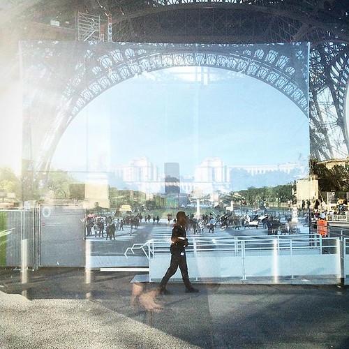 #paris #toureiffel #eiffeltower #tw