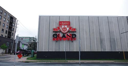 Oland Brewery - Halifax, Nova Scotia