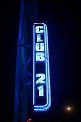 Club 21 (Thomas Hawk) Tags: america bayarea california club21 eastbay oakland sfbayarea us usa unitedstates unitedstatesofamerica westcoast bar neon fav10