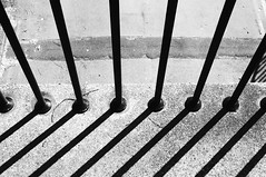 DSC_8004  black lines - urban geometry (Filip Patock) Tags: blackwhite black bw lines high contrast geometry geometric urban photography manchester minimalism minimalist city creative nikond3200 abstract abstraction art artistic shadows sunny