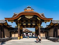 2018-11-11 - 11.40.11 - 5D4_0510 - 1 (Rossell' Art) Tags: château japon kyoto nijo nijojo