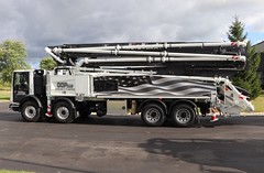 CCP, LLC Concrete Pumping Truck (raserf) Tags: ccp llc concrete cement truck trucks pump pumper pumping putzmeister mack sturtevant wisconsin racine county