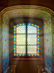 Château de l'oubli/Castle of forgetfulness/Glömskheten slott 4 (Elf-8) Tags: finland turku castle turunlinna architecture medieval history window glass sun ray