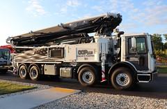 CCP, LLC Concrete Pumping Truck (raserf) Tags: ccp llc concrete cement trucks truck pump pumper pumping putzmeister mack sturtevant wisconsin racine county