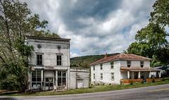 Simmonsville, VA Store (Bob G. Bell) Tags: abandoned store generalstore abandonedstore va simmonsville craig bobbell nikon d750 clouds sky