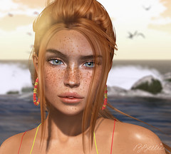 pequitas (babibellic) Tags: secondlife sl avatar aviglam laq blogger beauty babigiobellic bento babibellic doux virtual portrait people