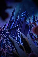 Sleeping Beauty Castle. (LisaDiazPhotos) Tags: disneyland disney parks disneycaliforniaadventure lisadiazphotos maleficent sleeping beauty castle