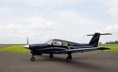 G-DAAZ PA-28RT, Scone (wwshack) Tags: egpt pa28rt psl perth perthkinross perthairport perthshire scone sconeairport scotland gdaaz