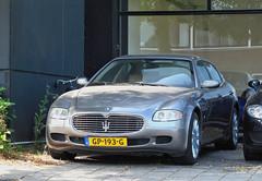 2004 Maserati Quattroporte 4.2 V8 (rvandermaar) Tags: 2004 maserati quattroporte 42 v8 maseratiquattroporte sidecode9 gp193g