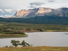 Waterton, Canada (alanrharris53) Tags: waterton alberta canada sunset hills mountains rockies national park