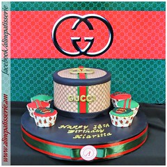 Gucci Birthday Cake (alinepatisserie) Tags: gucci cake cakes birthday artwork cakeart cakeartist cakelove edible almond marzipan cakestudio cakeboutique