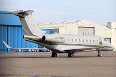 SP-NVM (GH@BHD) Tags: spnvm gulfstream g280 aircraftmanagementconsultingsp londonlutonairport gulfstreamaerospace ltn eggw lutonairport luton bizjet corporate executive aircraft aviation