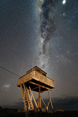 Piha beach lifeguard tower (Moa-photography-nz) Tags: piha beahc beach blue beautiful black beyond bush coast magic astrophotography a7iii adventure auckland adventuring amazing art angle a7 aotearoa astrophoto milkyway orange nz newzealand flickr sony sonya7iii