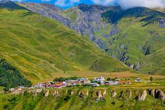 Truso valley, Kazbegi, Georgia (CamelKW) Tags: georgia kazbegi stepantsminda trusovalley mtskhetamtianeti georgia2019