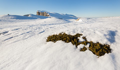 Urle #3 (Nicolas Gailland) Tags: landscape nature paysage montagne mountain neige white snow blanc hiver winter urle fontdurle vercors alpes alps alpe france canon isere isère drome hitech filter gnd