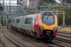Virgin Trains 2211xx (Mike McNiven) Tags: virgintrains virgin stagecoach chester holyhead glasgow edinburgh london londoneuston euston rugeley voyger westcoasy mainline trentvalley supervoyger bombarider