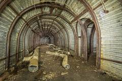 DSC_0010 (SubExploration) Tags: ww2 deep shelter deepshelter underground bunker decay abandoned urbex